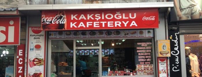 Kakşioğlu Büfe is one of تركيا 2.