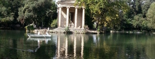 Villa Borghese is one of Roma.