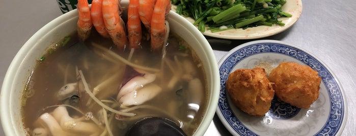 香味海產粥 Seafood Congee is one of Kaohsiung.