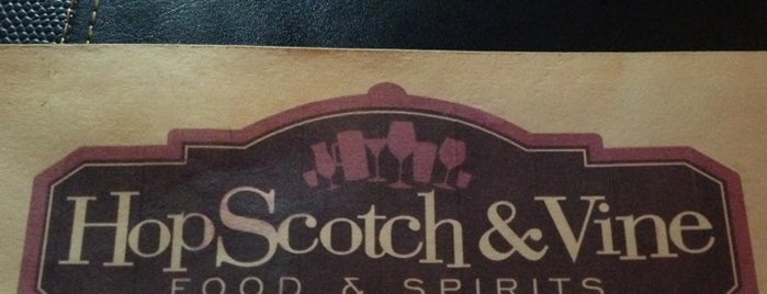 HopScotch & Vine is one of สถานที่ที่ Ellen ถูกใจ.
