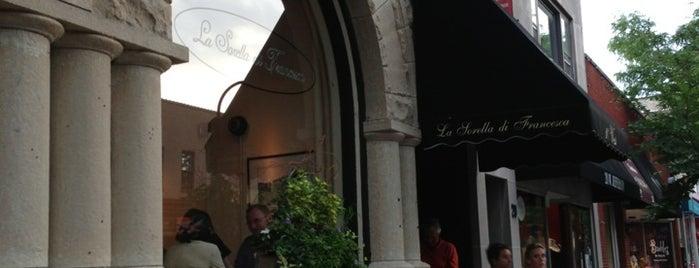 La Sorella Di Francesca is one of Orte, die Bobbie gefallen.