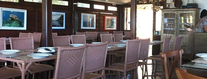 Restaurante Varanda is one of Tempat yang Disukai Dade.