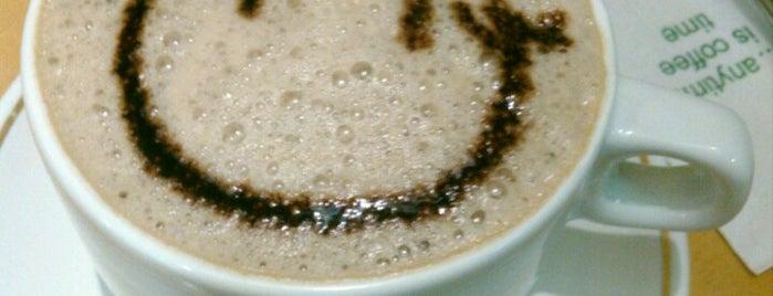 The Italian Coffee Company is one of Jackie'nin Beğendiği Mekanlar.