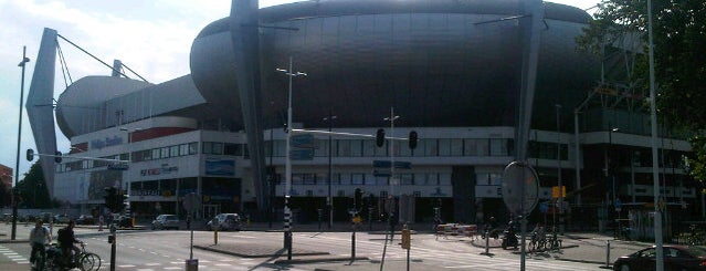 Philips Stadion is one of Fly me to the moon.