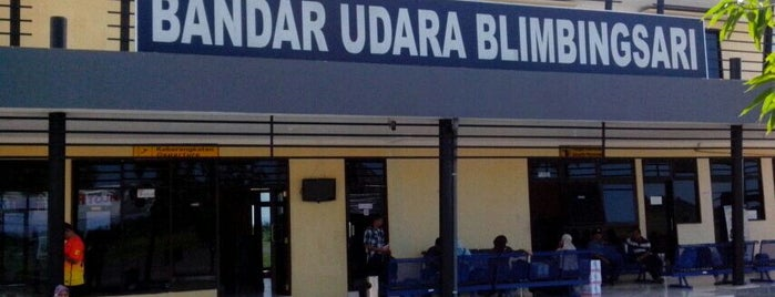 Bandar Udara Blimbingsari (BWX) is one of Airports All Around The World.