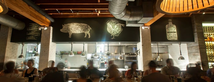 Yardbird Southern Table & Bar is one of Miami Restaurants.