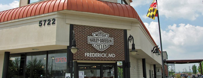 Frederick County favorites