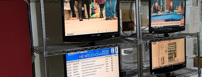 ERT International News is one of Ifigenia: сохраненные места.