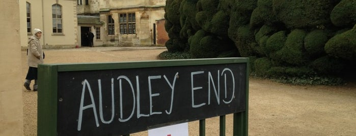 Audley End House is one of Guide To London's Best Spot's.