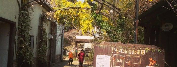 熊澤酒造 is one of atsushi69さんの保存済みスポット.