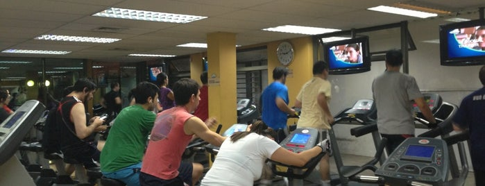 Pacific Fitness is one of Locais curtidos por Oswaldo.