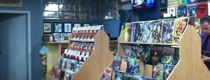 Beach Ball Comics is one of Lugares favoritos de Ray.