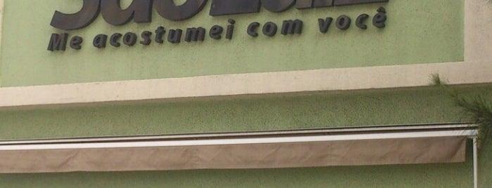 Mercadinhos São Luiz is one of Allysson 님이 좋아한 장소.