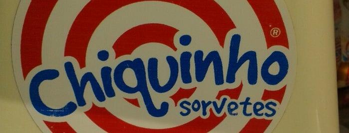Chiquinho Sorvetes Poços de Caldas is one of Poços de Caldas, MG, Brasil.