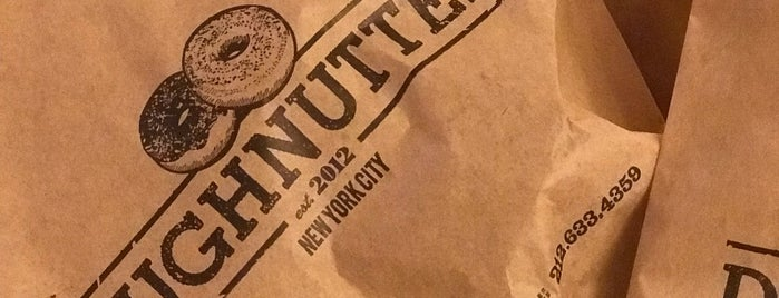 Doughnuttery is one of NYC Restaurants.