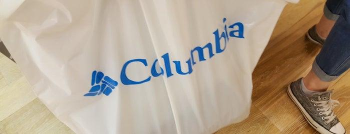 Columbia Sportswear Company is one of Marybeth : понравившиеся места.