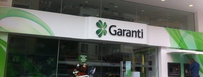 Garanti BBVA is one of Burakさんのお気に入りスポット.
