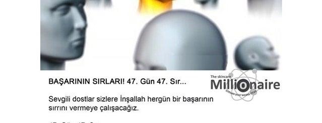 Leyla İNANIR Güzellik Uzmanı Yetiştirme ve Meslek Edindirme Kursu is one of Posti che sono piaciuti a Semra.