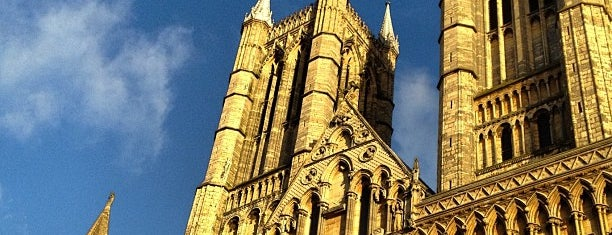 Lincoln Cathedral is one of Po stopách Karla Čapka v Anglii.