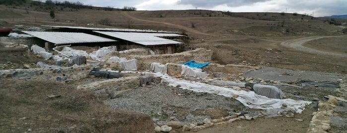 Pompeiopolis Antik Kenti is one of Merak Obama.