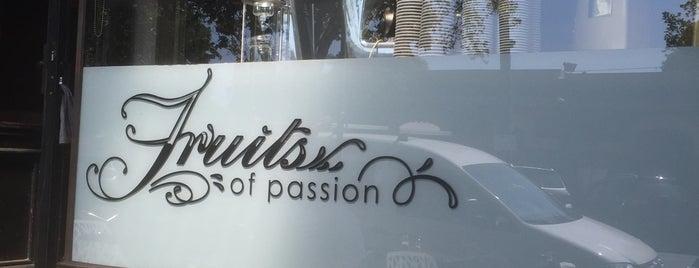 Fruits of Passion is one of สถานที่ที่บันทึกไว้ของ Brett.