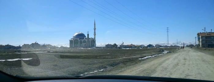 İmam Şarani Camii is one of Konya Meram Mescit ve Camileri.