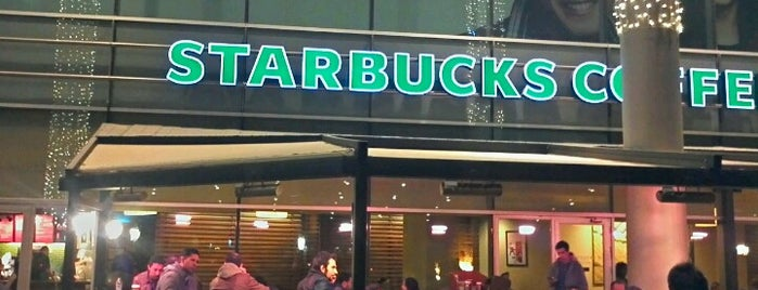 Starbucks is one of gezmece.