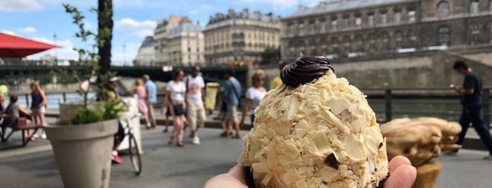 Aux Merveilleux de Fred is one of Paris.