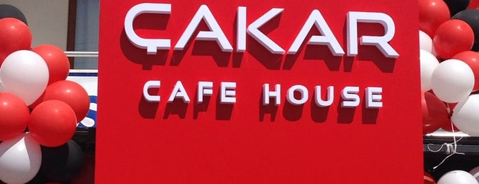 Çakar Cafe & House is one of Lieux qui ont plu à Özge.