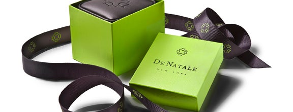 DeNatale Jewelers is one of The Gray Line New York Eat and Play Card.