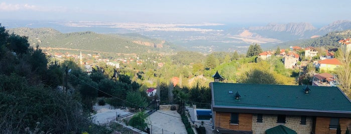 Geyikbayırı Seyir Terası is one of Antalya.