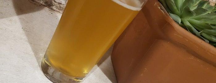 Burial Beer Co. is one of Breweries or Bust 3.