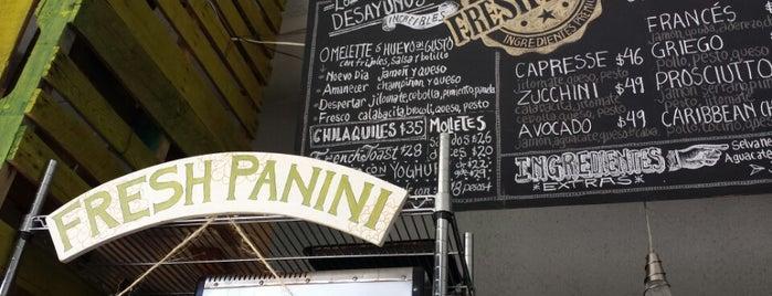 Fresh Panini is one of สถานที่ที่บันทึกไว้ของ Karen 🌻🐌🧡.