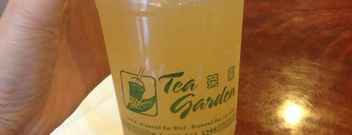 Tea Garden is one of Locais curtidos por Christie.