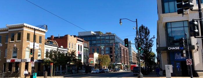 H Street Corridor is one of Leonda'nın Beğendiği Mekanlar.