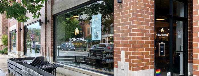 Groundswell Coffee Roasters is one of Places to Check Out.
