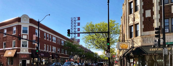 Lincoln Square is one of Chicago.