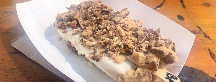 Gordo's Homemade Ice Cream Bars is one of CHI-town.