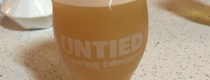 Untied Brewery is one of NJ Breweries.