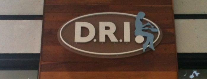 D.R.I. is one of Tempat yang Disukai Léo.