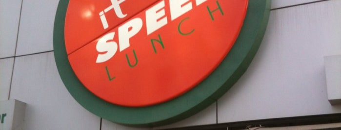 It Speed Lanches is one of Tempat yang Disukai Alexandre.
