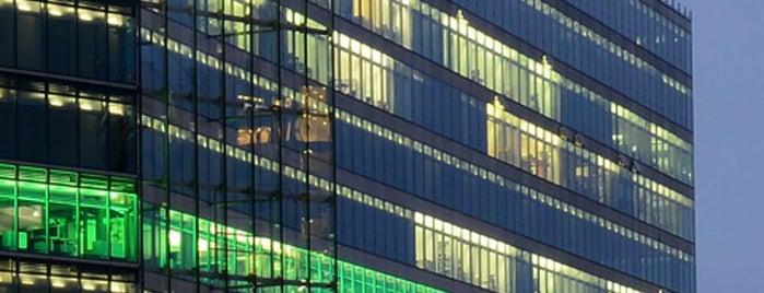 Berliner Morgenpost GmbH is one of Lugares favoritos de Andre.