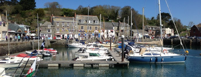 Padstow Harbour is one of Cornwall.