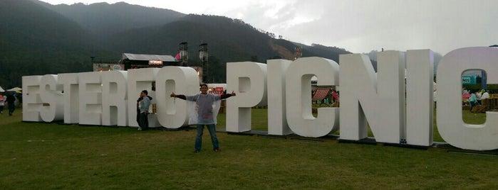 Festival Estereo Picnic is one of To-do-Bogotá.