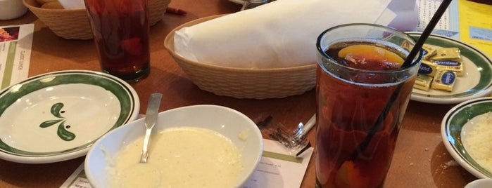Olive Garden is one of Orte, die Fabiola gefallen.