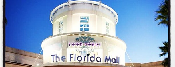 The Florida Mall is one of Favorite Places to visit!.
