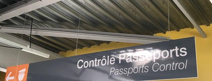 Passport Control is one of Locais curtidos por Riann.