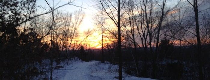 Christmas Mountain Village is one of Madison Area Ski Areas.