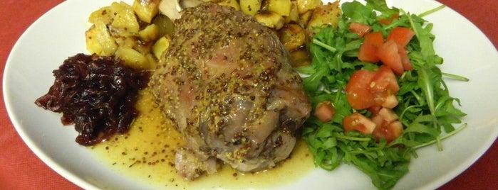 Il Maglio Rock House Restaurant is one of สถานที่ที่บันทึกไว้ของ APERICENA IL MAGLIO.