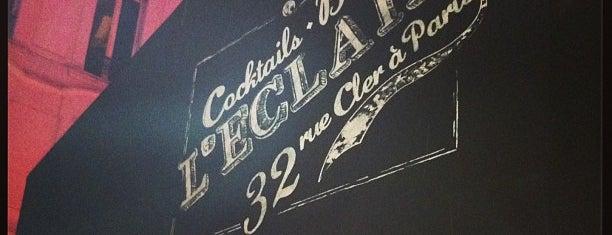 L'Éclair is one of Le VIIe c'est trop bien !.